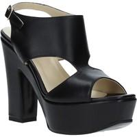 Čevlji  Ženske Sandali & Odprti čevlji Grace Shoes TQ 102 Črna