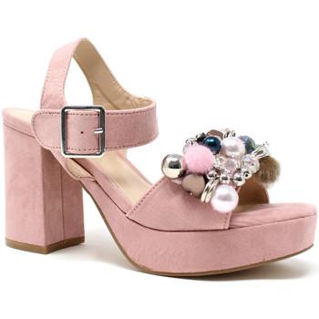 Čevlji  Ženske Sandali & Odprti čevlji Onyx S19-SOX467 Roza