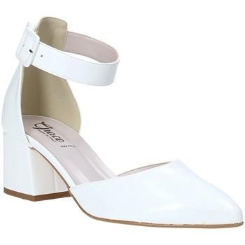 Čevlji  Ženske Sandali & Odprti čevlji Grace Shoes 774005 Biely