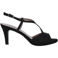 Čevlji  Ženske Sandali & Odprti čevlji Louis Michel 5016 Črna