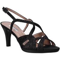 Čevlji  Ženske Sandali & Odprti čevlji Louis Michel 3054 Črna