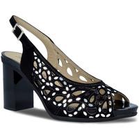 Čevlji  Ženske Sandali & Odprti čevlji Pitillos 5581 Črna