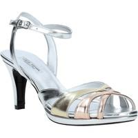 Čevlji  Ženske Sandali & Odprti čevlji Louis Michel 4017 Siva