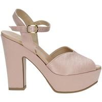 Čevlji  Ženske Sandali & Odprti čevlji Grace Shoes FLY Roza