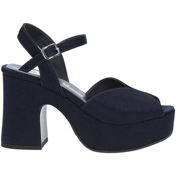 Čevlji  Ženske Sandali & Odprti čevlji Grace Shoes TETY Modra