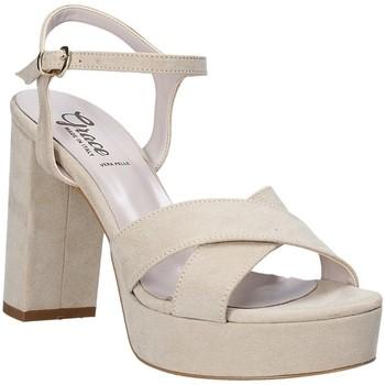 Čevlji  Ženske Sandali & Odprti čevlji Grace Shoes 492PL003 Bež