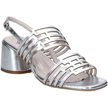 Čevlji  Ženske Sandali & Odprti čevlji Grace Shoes 123001 Srebro