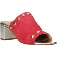 Čevlji  Ženske Natikači IgI&CO 5190622 Rdeča