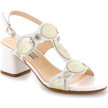 Čevlji  Ženske Sandali & Odprti čevlji Grunland SA2513 Biely
