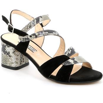 Čevlji  Ženske Sandali & Odprti čevlji Grunland SA2515 Črna