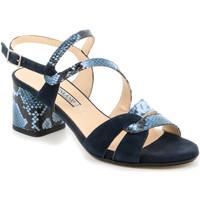 Čevlji  Ženske Sandali & Odprti čevlji Grunland SA2515 Modra
