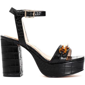 Čevlji  Ženske Sandali & Odprti čevlji Café Noir MA924 Črna