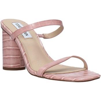 Čevlji  Ženske Sandali & Odprti čevlji Steve Madden SMSKATO-PNKC Roza