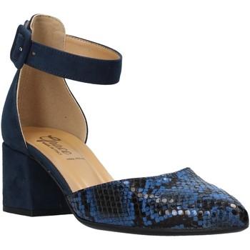 Čevlji  Ženske Sandali & Odprti čevlji Grace Shoes 774005 Modra