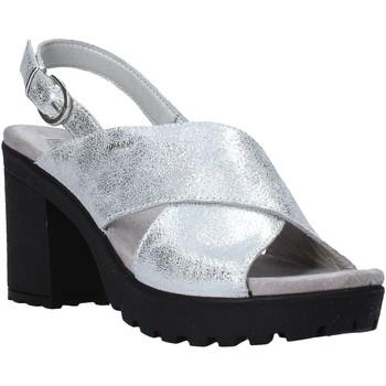 Čevlji  Ženske Sandali & Odprti čevlji IgI&CO 5182222 Srebro