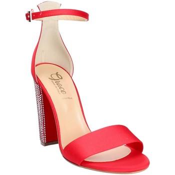 Čevlji  Ženske Sandali & Odprti čevlji Grace Shoes 1569 Rdeča