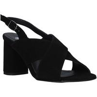 Čevlji  Ženske Sandali & Odprti čevlji IgI&CO 5192222 Črna
