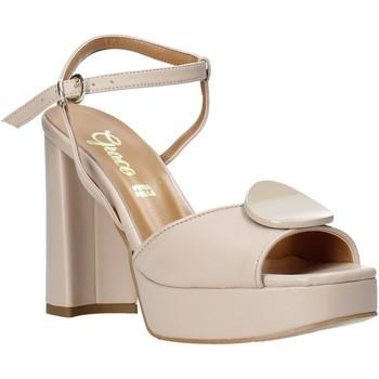 Čevlji  Ženske Sandali & Odprti čevlji Grace Shoes 174002 Črna
