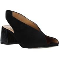 Čevlji  Ženske Sandali & Odprti čevlji Grace Shoes 1576002 Črna