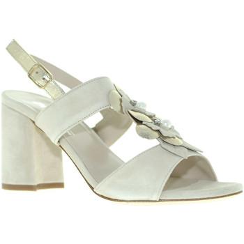 Čevlji  Ženske Sandali & Odprti čevlji Melluso S521 Bež