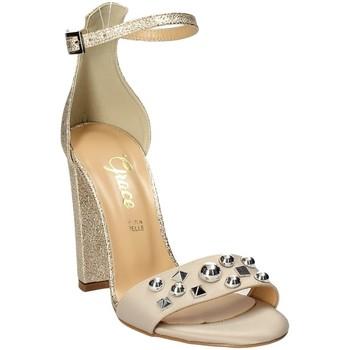 Čevlji  Ženske Sandali & Odprti čevlji Grace Shoes 1467 Roza