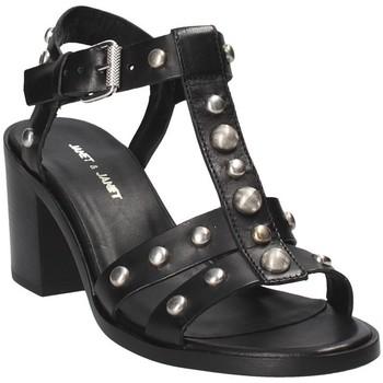 Čevlji  Ženske Sandali & Odprti čevlji Janet&Janet 41409 Črna