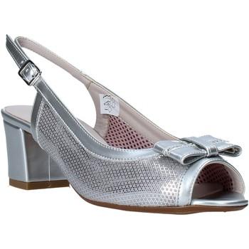 Čevlji  Ženske Sandali & Odprti čevlji Comart 293304 Srebro