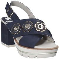 Čevlji  Ženske Sandali & Odprti čevlji CallagHan 22600 Modra