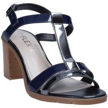 Čevlji  Ženske Sandali & Odprti čevlji The Flexx D6015_08 Siva