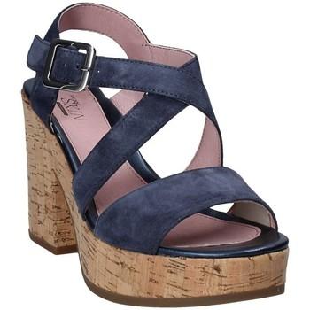 Čevlji  Ženske Sandali & Odprti čevlji Stonefly 110365 Modra