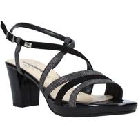 Čevlji  Ženske Sandali & Odprti čevlji Valleverde 38535 Črna