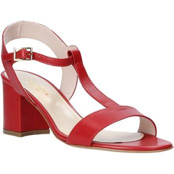 Čevlji  Ženske Sandali & Odprti čevlji Casanova LING Rdeča