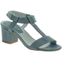Čevlji  Ženske Sandali & Odprti čevlji Mally 3895 Modra