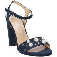 Čevlji  Ženske Sandali & Odprti čevlji Grace Shoes 1396 Modra