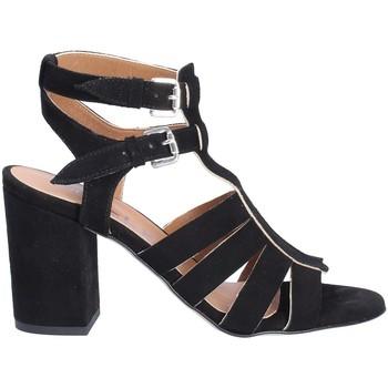 Čevlji  Ženske Sandali & Odprti čevlji Mally 6272 Črna