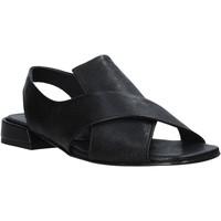 Čevlji  Ženske Sandali & Odprti čevlji Mally 5763R Črna