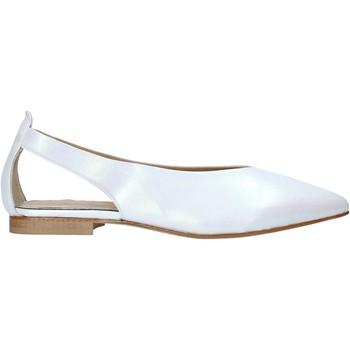Čevlji  Ženske Sandali & Odprti čevlji Mally 6817 Biely