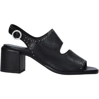 Čevlji  Ženske Salonarji Mally 6868 Črna