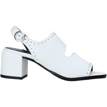 Čevlji  Ženske Salonarji Mally 6868 Biely