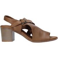 Čevlji  Ženske Salonarji Bueno Shoes 9L102 Rjav