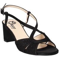 Čevlji  Ženske Sandali & Odprti čevlji Grace Shoes 4011 Črna