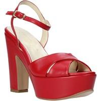 Čevlji  Ženske Sandali & Odprti čevlji Esther Collezioni T260 CRIS Rdeča
