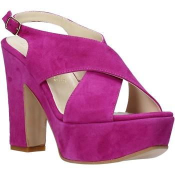 Čevlji  Ženske Sandali & Odprti čevlji Esther Collezioni TQ 039 Roza