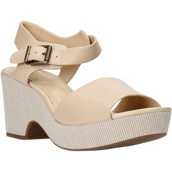 Čevlji  Ženske Sandali & Odprti čevlji Clarks 26140115 Roza