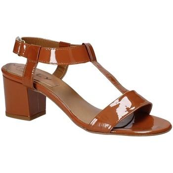 Čevlji  Ženske Sandali & Odprti čevlji Mally 3895K Rjav