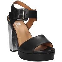 Čevlji  Ženske Sandali & Odprti čevlji Janet Sport 41907 Črna