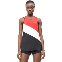 Oblačila Ženske Majice brez rokavov Calvin Klein Jeans 00GWS9K150 Črna