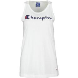 Oblačila Ženske Majice brez rokavov Champion 111791 Biely
