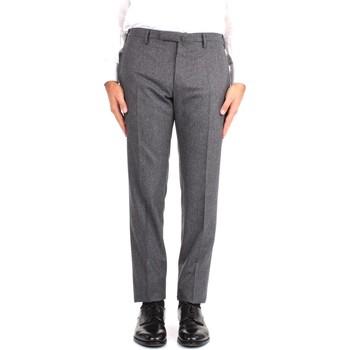 Oblačila Moški Elegantne hlače Incotex 1T0030 1721T Grey