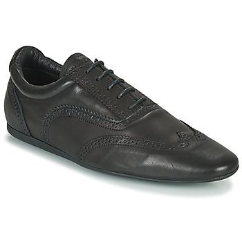 Čevlji  Moški Čevlji Derby Schmoove JAMAICA CORSO EASY Črna